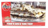 King Tiger with 503rd Panzer Abteilung and Eastern Front '44 marking transfers.