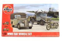 RAF Vehicles - Pre-owned - Like new