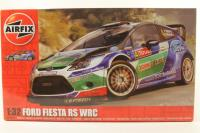 Ford Fiesta with WRC marking transfers - Pre-owned - Like new