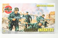Multipose Figures German Infantry - Pre-owned - imperfect box