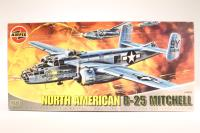 North American B25 J/H 'Mitchell' with USAF and RAAF marking transfers - Pre-owned - Like new