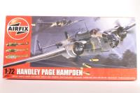 Handley Page Hampden with RAF and Swedish Air Force marking transfers - Pre-owned - Like new