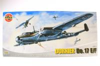 Dornier Do17 E/F with Luftwaffe marking transfers - Pre-owned - Like new