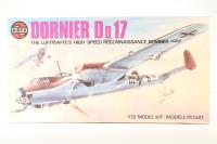 Dornier Do17 E/F with Luftwaffe marking transfers - Pre-owned - Parts come away from the mould grid