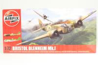Bristol Blenheim MkI (Bomber) - Pre-owned - Like new - factory sealed
