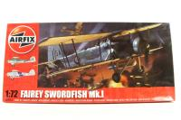 Fairey Swordfish MkI with Royal Navy FAA marking transfers - Pre-owned - Like new