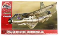 English Electric Lightning F2A fighter - New Tool for 2013