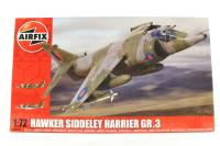 Hawker Siddeley Harrier GR3 ground attack - New Tool for 2013 - Pre-owned - Like new