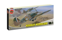 Hawker Hurricane MkI with RAF marking transfers