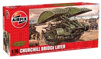 Churchill Bridge Layer with 31st Army Tank Brigade marking transfers.