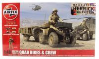 British Quad Bikes and Crew - New Tool for 2013