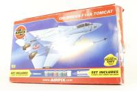 Grumman F-14A Tomcat - Starter Set - Pre-owned - Poor box