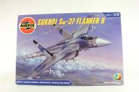 Sukhoi Su27 Flanker - Pre-owned - Like new
