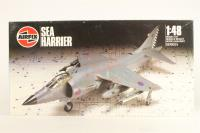 BAE Sea Harrier FRS1 with Royal Navy and Indian NAS marking transfers - Pre-owned - Like new