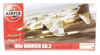 BAE Harrier GR3 with RAF marking transfers