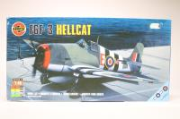F6F-3 Hellcat - Pre-owned - imperfect box