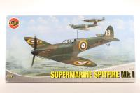 Supermarine Spitfire MkI/MkIIa - Pre-owned - sold as seen - missing some transfers