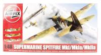 Supermarine Spitfire MkI/MkIa/MkIIa with RAF marking transfers