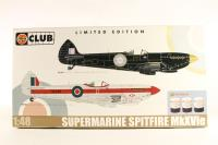 Supermarine Spitfire MkXVIe - Pre-owned - Like new
