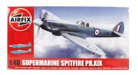Supermarine Spitfire PRXIX reconnaisance - New Tool for 2013