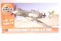 Messerschmitt Bf109E- Tropical - Pre-owned - Like new