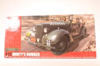 General Montgomery's Humber Super Snipe 4x2 with General and Driver - Pre-owned - Like new