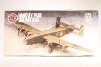Handley Page Halifax B MKIII - Pre-owned - imperfect box