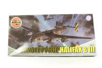 Handley Page Halifax B III - Pre-owned - Worn box