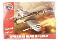 Supermarine Seafire FR46/FR47 with RNAS marking transfers