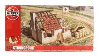 Strongpoint runied house for dioramas - New Tool for 2013