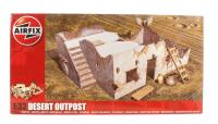 Desert Outpost building for dioramas - New Tool for 2013