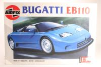 Bugatti EB110 - Pre-owned - poor box