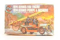 1914 Dennis Fire Engine - Pre-owned - Worn box