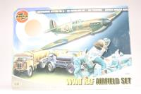 WWII RAF Airfield Set - Pre-owned - Like new