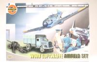 WWII Luftwaffe Airfield Set - Pre-owned - Like new