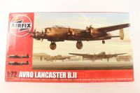 Avro Lancaster BII bomber with radial engines - New Tool for 2013 - Pre-owned - Like new