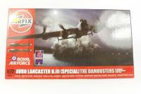 Dambuster Lancaster BIII bomber with Merlin engines & 'Upkeep' bomb - New Tool for 2013 - Pre-owned - Like new