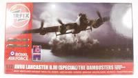 Dambuster Lancaster BIII bomber with Merlin engines & 'Upkeep' bomb - New Tool for 2013