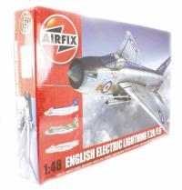 English Electric Lightning F2A/F6 with RAF marking transfers