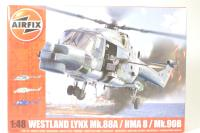 Westland Lynx Navy HAMA8/Super Lynx with RNAS, Federal German Navy and Danish Air service marking transfers - Pre-owned - imperfect box
