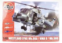 Westland Lynx Navy HAMA8/Super Lynx with RNAS, Federal German Navy and Danish Air service marking transfers