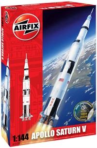 Apollo Saturn V rocket with NASA marking transfers