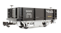 Gondola wagon 20ft - D&RGW