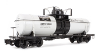 Single-dome tank wagon - Stauffer Chem.
