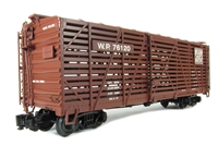 40' Stock Car with opening doors - Western Pacific