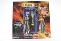 "Doctor Who ""Welcome Aboard"" - Pre-owned - Like new"