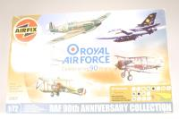 RAF 90th Anniversary Set - Pre-owned - imperfect box