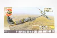 Airfix V1 & Meteor Gift Set - Pre-owned - Like new