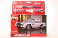 Aston Martin DB5 - Silver