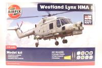Westland Lynx HM.A8 with Royal Navy marking transfers - Pre-owned - Like new